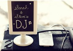 dj your own wedding