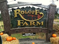 Roloff Farm, Helvetia, Oregon (Pumpkin Season 2011)