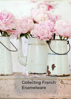 Collecting French Enamelware | eBay