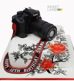 Camera cake. I would seriously die if someone made me this!!!!!!!!!