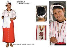 Traje típico de Cabrican, Quetzaltenango