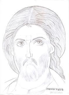 Ιησούς Χριστός Body Drawing, Face And Body, Drawings, Art, Art Background, Kunst, Sketches, Performing Arts, Drawing