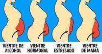 16 Maneras en que la forma de tu cuerpo puede indicar problemas de salud