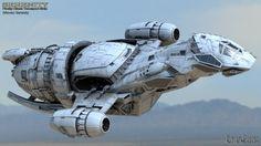 Serenity, Firefly, Spaceship, reavers