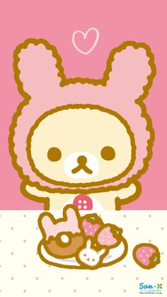 r-bears:  Korilakkuma on We Heart It.