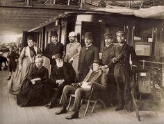1887 A PARTIDA PRA EUROPA