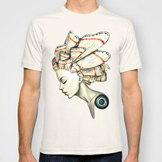 Moth 2 T-shirt by Freeminds - $22.00