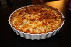Hverdags kokkerier : Tærte med peberfrugt og oksekød