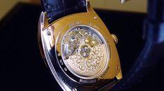 Vacheron Constantin Harmony Dual Time calibre