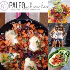 We are two girls trying to change the Paleo food world one dish at a time.  Come join our journey into a healthier happier YOU!    Follow us Chix everyone is doing it:  Web: www.paleoschmaleo.com  IG: @paleoschmaleo FB: https://www.facebook.com/paleoschmaleo