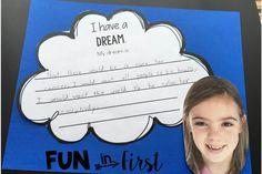 Martin Luther King, Jr. FREEBIES - Fun in First Grade