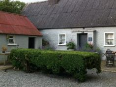 Here in South Kilkenny over the past 6 months we have worked on a project close to my heart restoring an old Irish Cottage, intact and in the same family for perhaps 200 years, bringing it again to life with all the artifacts and details of rural Irish living from the dressers to the settle beds, the delph to the wallpapered alcoves.