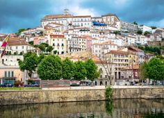 Coimbra, Portugal jigsaw puzzle in Puzzle of the Day puzzles on TheJigsawPuzzles.com