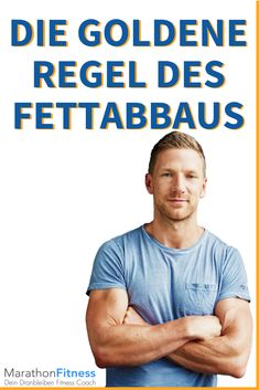 Die goldene Regel des Fettabbaus If you have stored an excessive amount of fat in your body, you hav Healthy Diet Tips, Diet And Nutrition, Reduce Belly Fat, Lose Belly Fat, Lose Fat, Fitness Workouts, Losing Weight Tips, How To Lose Weight Fast, Paleo Diet Weight Loss