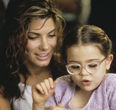 Hope Floats.... Lovely film...makes you smile