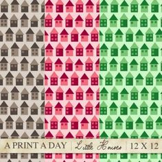 Printable scrapbook paper - some free