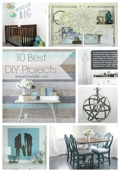 10 best DIY projects of the year
