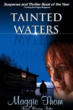 """Books Direct: """"Tainted Waters"""" by Maggie Thom - INTERVIEW and GIVEAWAY"""