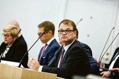 Pääministeri Juha Sipilä valitsi talouspolitiikan arviointineuvoston raportista esiin itselleen mieluisan lauseen, mutta jätti kokonaisuuden huomiotta.