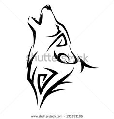 Black Wolf Stock Photos, Images, & Pictures | Shutterstock