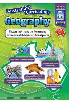 Australian Curriculum Geography - Year 5