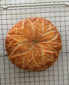 Bouchon Bakery Cookbook's Pithivier