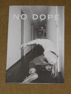 No Dope (photography zine, created by Joe Cooke a.k.a flaxxik)
