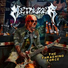 Metalizer – The Thrashing Force