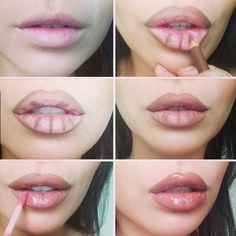 Lip trick
