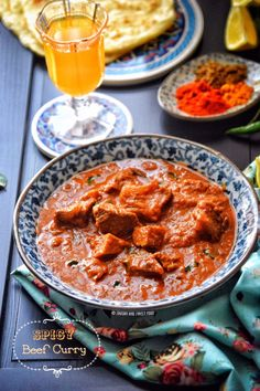 Create beautiful aromas in your kitchen with this delicious and spicy beef curry.     We south Indians, especially the Keralites love beef. Beef is a favourite in my home too. In my famil…