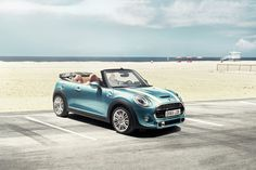 Born in the Netherlands: nieuwe MINI Cooper Cabriolet