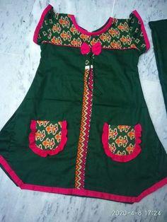Baby Girl Dress Design, Girls Frock Design, Baby Girl Dress Patterns, Cute Little Girl Dresses, Stylish Dresses For Girls, Cute Baby Clothes, Girls Dresses Sewing, Dresses Kids Girl, Kids Outfits
