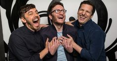 Jorma, Akiva, Andy - the lonely island