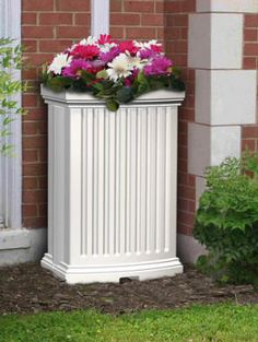 Rain Barrel- how attractive!! Now there is no reason for all you upitties out there to not have some water storage ;)