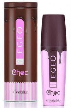 O Boticário Egeo Choc – O perfume do Chocolate