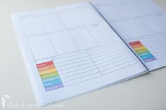 The Ultimate Blog Planner