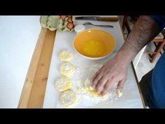 Video ricetta: Finger-food di mozzarella in carrozza (rivisitata) al forno