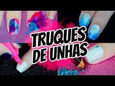 10 TRUQUES DE UNHAS INCRÍVEIS PARA VOCÊ ARRASAR - Ideia Rosa - YouTube