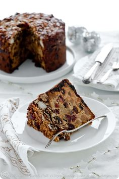 Florentine fruit cake... making this for Christmas!