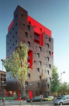 Trespa® Meteon® Exterior Cladding Panels from Trespa