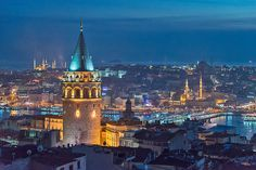 _SAL4646 | Flickr - Photo Sharing!Galata Tower ıstanbul
