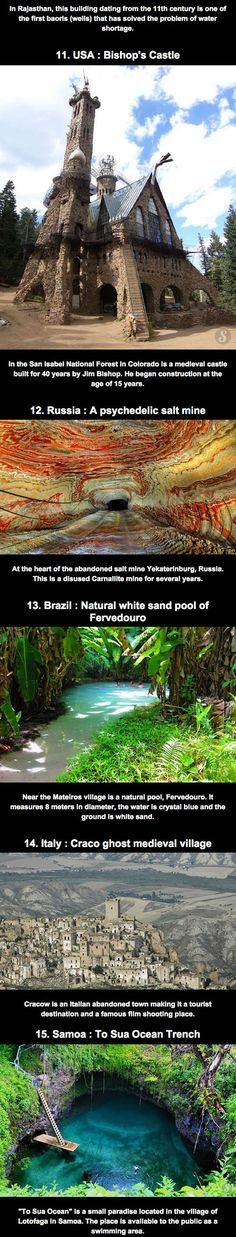Places You Need To Visit Before Dying