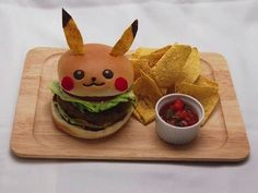 Pop Up Restaurant In Tokyo Serves Food Shaped Like Pikachu
