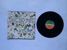 Led Zeppelin - III (3)_Vinyl Record LP_Gatefold_Rotating Wheel (SD19128)