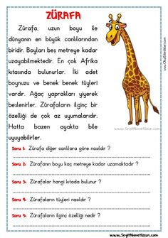 Turkish Lessons, Learn Turkish Language, Cute Calendar, Reading Passages, Erdem, Kids And Parenting, Education, Learning, Turkish Language