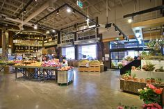 Fresh St. Farms store by King Retail Solutions, Surrey   Canada groceries