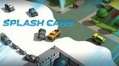 Splash Cars for iOS by Craneballs s.r.o. is a frantic arcade game that assuages many global users. If global users like a fun arcade game that will assist you pass the time then Splash Cars is highly suggested game.  Like other arcade games, Splash Cars is based on levels, and each stage is unlocked by attaining a certain threshold of paint coverage in the previous level.