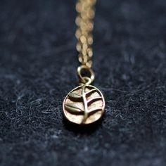 tiny gold leaf $34.00