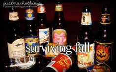Surviving #Fall | #Beer photo by: Juli