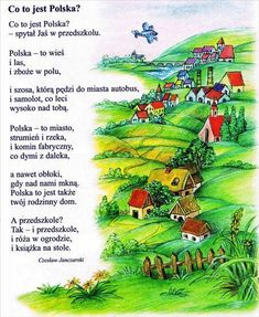 Polska Learn Polish, Teacher Morale, Polish Language, Visit Poland, Learn German, Preschool Kindergarten, Journal Prompts, Music Education, Primary School